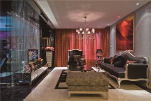 公寓客厅椅子套装