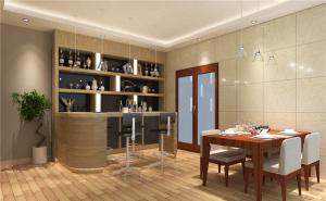 家装酒柜设计素材免费下载