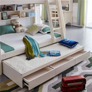 韩式儿童房设计上下床