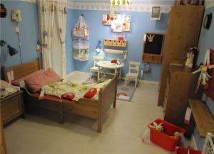 榻榻米儿童房实拍图