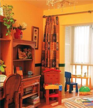 儿童房定制书桌设计
