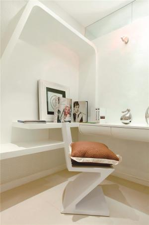 阳台书桌创意设计