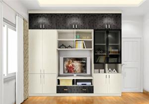 欧式家具衣柜图片欣赏