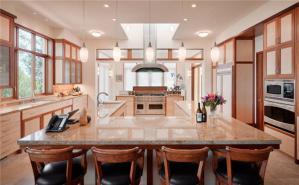 多功能厨房吧台