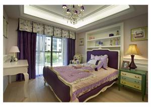奢华欧式卧室装修