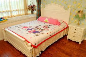 儿童房布置空间尺寸