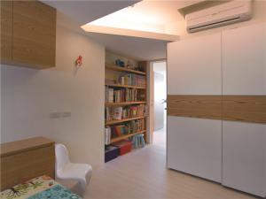简易儿童房书柜定制