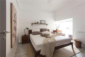 板材家具卧室床款式