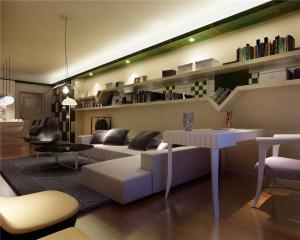 热门客厅布艺沙发
