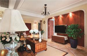 公寓客厅电视柜