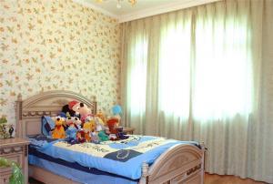 小空间儿童房设计与装修效果