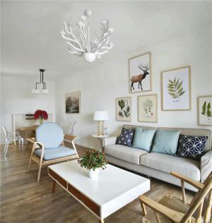 小户型家庭装修沙发装饰