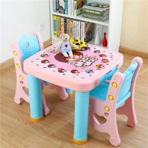双层宝宝儿童学习桌