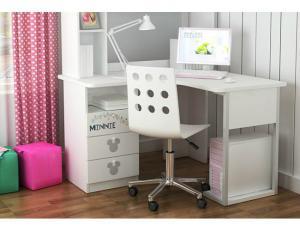 简易儿童转角书桌