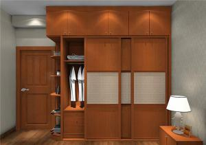 新中式衣柜组合