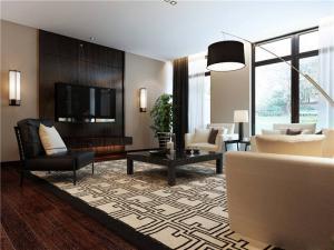 公寓美式电视柜