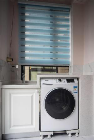 洗衣机放阳台效果图免费设计