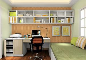 书房榻榻米房这样设计好吗