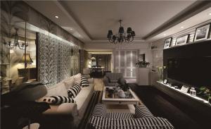 家居中式电视柜