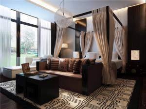 欧式沙发实拍图