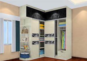 小清新衣柜设计图
