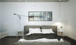 创意十平米小卧室装修图