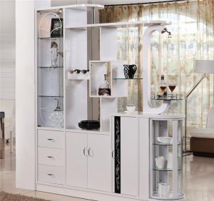 酒柜设计图尺寸