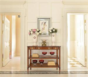 家居装饰柜设计