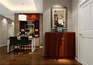 新古典门厅鞋柜