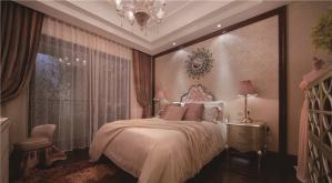 家装小户型卧室飘窗设计图