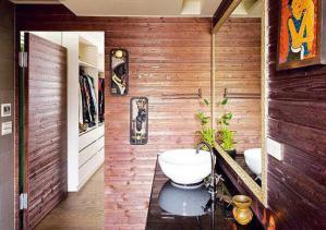 家装隐形门卫生间门