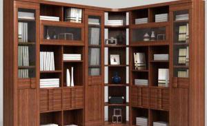 组合书柜价格与图片