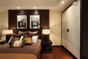 简约小户型卧室装修图片