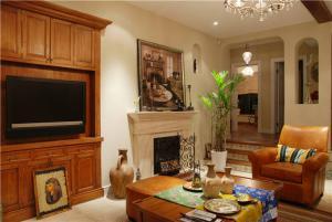 小户型客厅家具订做