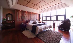 热门日式卧室装修图片