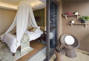 日式卧室装修图片欣赏