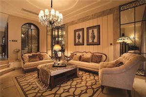 欧式沙发家具设计