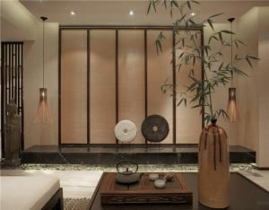 实木客厅家具图片欣赏