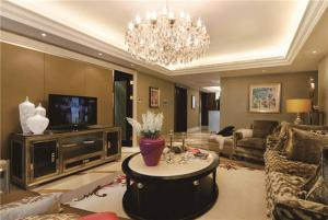 家装客厅沙发布局