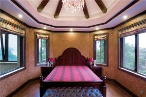 欧式小卧室装修图片