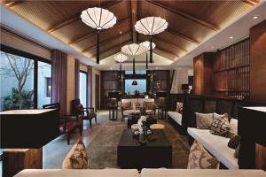 美式客厅组合沙发