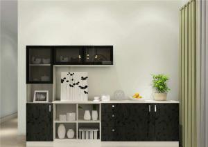 板式饭厅装饰柜