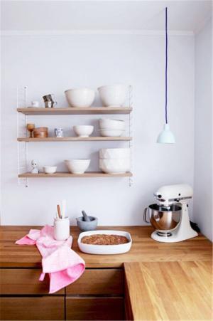 厨房装饰柜搭配