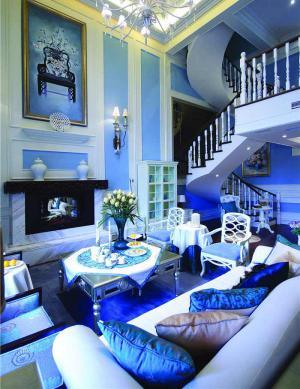 现代室内装饰柜图片