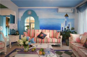 小户型小客厅沙发