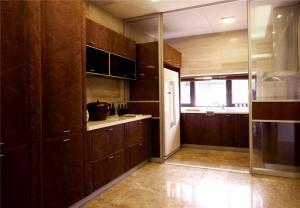 厨房整体橱柜价格与图片