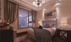 家居小户型卧室飘窗设计