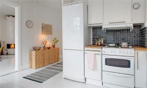 小户型简约装修厨房案例