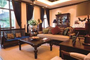 好看的客厅沙发摆放效果图