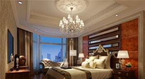 小清新带飘窗的卧室装修